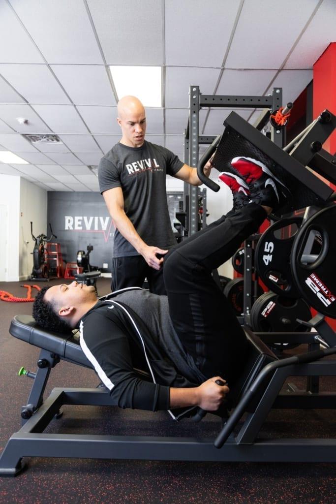 Personal Trainer in RI
