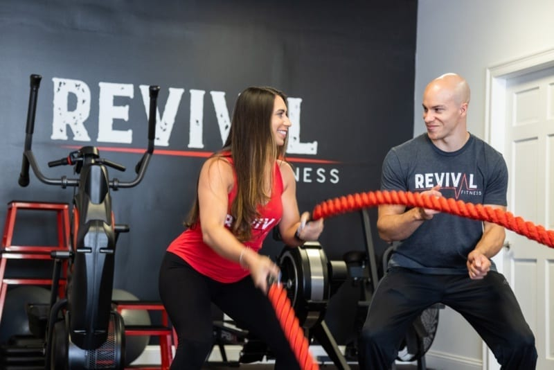 Personal Trainer in Rhode Island