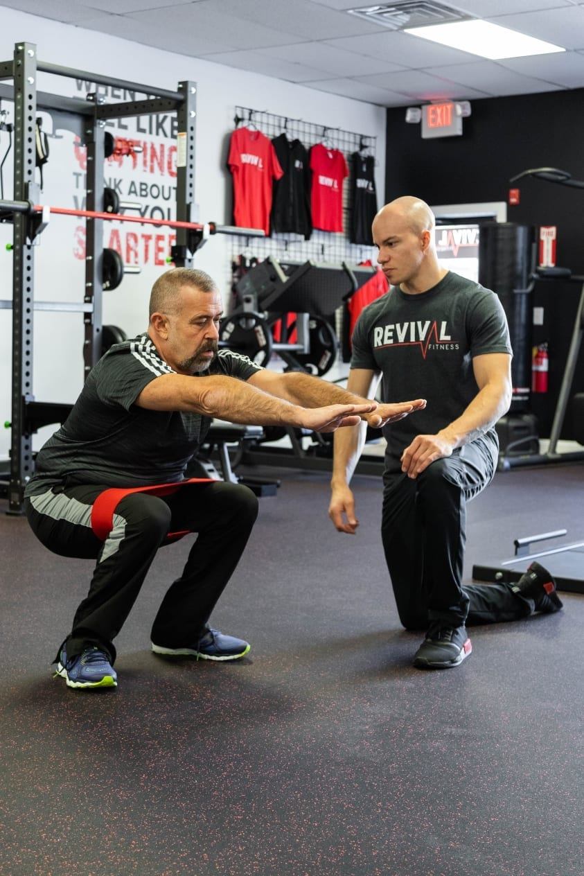 Workout - Best Personal Trainer in RI